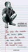 La vie de merde de mon père, la vie de merde de ma mère et ma jeunesse de merde à moi par Altmann