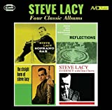 Four Classic Albums (Soprano Sax / Reflections - Plays Thelonious Monk / Straight Horn Of Steve Lacy / Evidence)