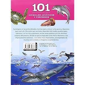 101 Cosas que deberías saber sobre los animales acuáticos y tiburones
