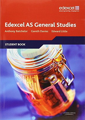 Edexcel AS General Studies por Mr Edward Little