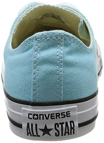 Converse, All Star Ox Canvas Seasonal, Sneaker, Unisex - adulto (Turchese)