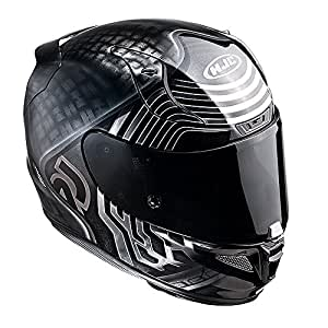 hjc rpha 11 kylo ren motorcycle helmet sports outdoors. Black Bedroom Furniture Sets. Home Design Ideas