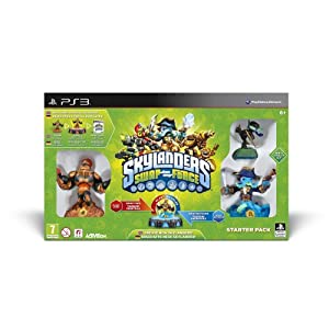 Skylanders Swap Force – Starter Pack (PS3) [Import UK]