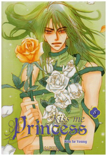 Kiss me Princess, Tome 8