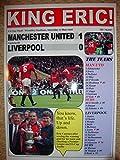 Manchester United 1Liverpool 0–1996FA Cup Final–Souvenir Print