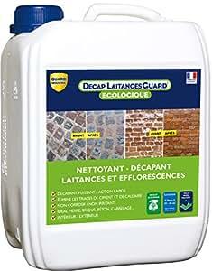 Guard Industrie Decap'LaitancesGuard Ecologique Bidon 5 L