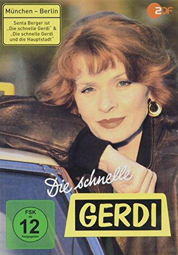 Die schnelle Gerdi und die Hauptstadt (4 DVDs)