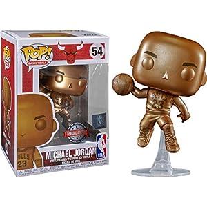 Funko Pop Michael Jordan Chicago Bulls Bronce (NBA 54) Funko Pop NBA
