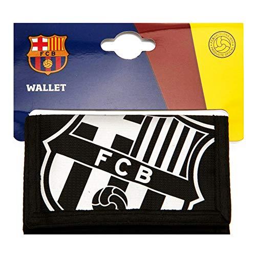 Barcelona - Cartera Oficial Talla Única Blanco/Negro