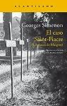 El Caso Saint-Fiacre par Simenon