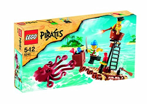 LEGO Piraten 6240 - Piraten-Floß