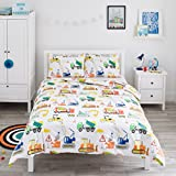 Bloomsbury Mill Construction Vehicles - Bedding Set