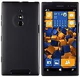Mumbi 529 Coque de protection pour smartphone Lumia 830 TPU schwarz noir