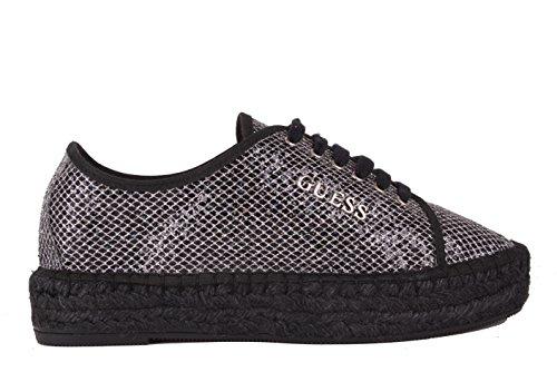 GUESS Donna Sneaker Nero Nero
