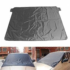 b che pare brise anti givre protection magn tique pare brise voiture couverture. Black Bedroom Furniture Sets. Home Design Ideas