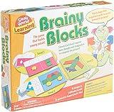 Small World Toys Brainy Blocks Baby Toy by Small World Toys