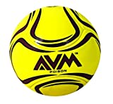#4: AVM Kids Poison Football (Multi-Colour)