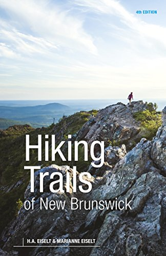 Hiking Trails of New Brunswick, 4th Edition -