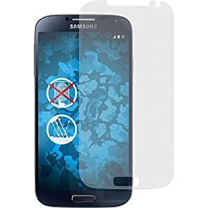 2 x Displayschutzfolie matt für Samsung Galaxy S4 von PhoneNatic