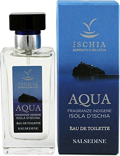 "Newsbenessere.com 51%2B9iFg4D-L ISB - Eau De Toilette SALSEDINE ""Aqua"" 100 ml"