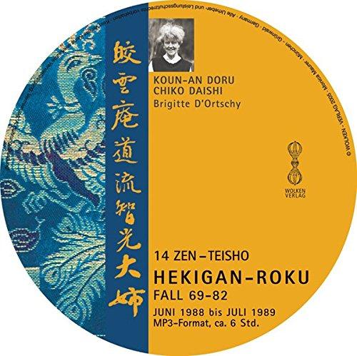 HEKIGAN-ROKU 14 Zen-Teisho über die Koan Fall 69-82 1 MP3-CD: Die Blaugrüne Felswand Zen-mp3-fall