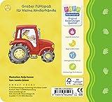 Mein erstes Fühlbuch: Mein kleiner Bauernhof - Sandra Grimm