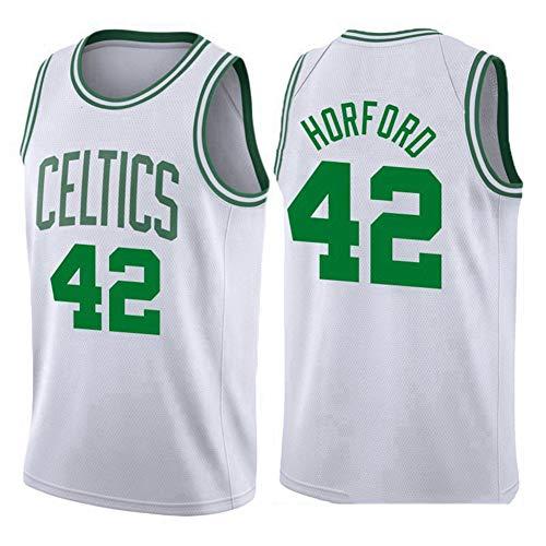 HS-WANG9 Boston Celtics # 42 Al Horford Uniformes