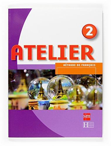 Méthode de français 2. Atelier - 9788467513899