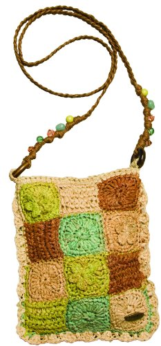cappelli-straworld-rafia-patchwork-cruz-cuerpo-bolsas-verde