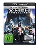 Abbildung X-Men Apocalypse 4K Ultra HD Blu-ray