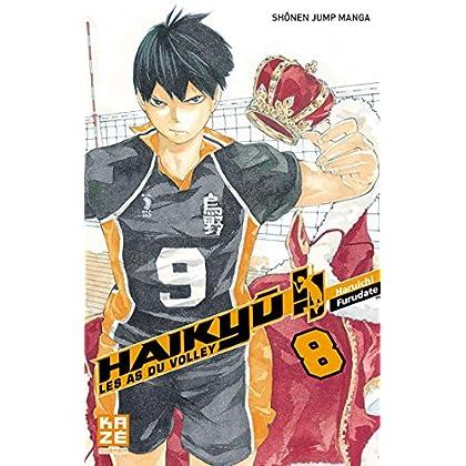 Haikyu !! - Les As du volley T08