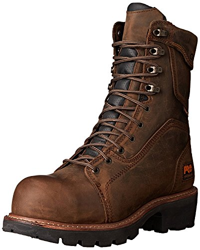 Timberland PRO Men's Rip Saw 9 Waterproof In Comp Toe BR Work Boot