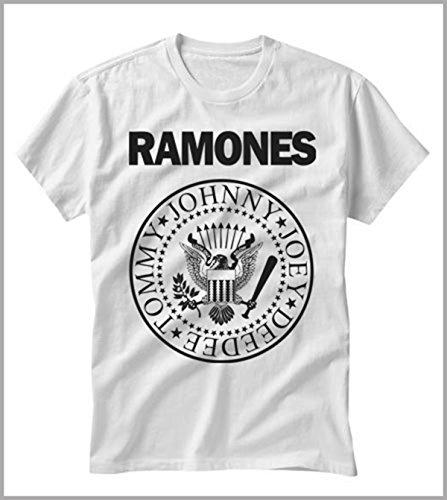 T-shirt donna RAMONES