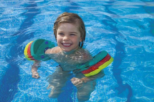 Delphin-Manguitos-para-aprender-a-nadar-gradualmente-color-rojo-amarillo-verde
