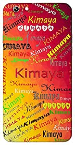 Kimaya (Divine) Name & Sign Printed All over customize & Personalized!! Protective back cover for your Smart Phone : Samsung Galaxy S5mini / G800