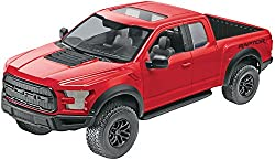 Revell Monogram 1:25 Scale Snaptite 2017 Ford F-150 Raptor Car (Multi-colour)
