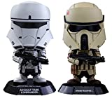 Cos Baby Rogue One Series 1.5 [Size S] Assault Tank Commander & Shore Trooper (2 sets)HOT TOYS