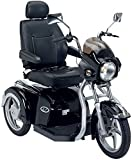 CHAIR Wheelchair, Medical Rehab Chair for Seniors,Old People,Easy Rider 3 Wheeled Travel Mobility Scooter Pro Deiuxe