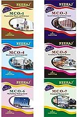 IGNOU M.com Second Year Help Books Combo-MCO1 | MCO3 | MCO4 | MCO5 | MCO6 | MCO7Helpbook Combo Including Solved Question Paper (Paperback, Expert Panel of Neeraj Publication)English Medium, MCOM IGNOU