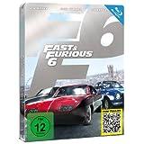 Fast & Furious 6 (Steelbook) [Blu-ray]