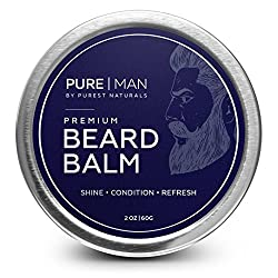 Pure hombre barba y bigote...