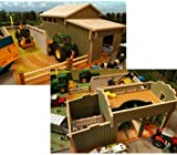 BRUSHWOOD Toy Farm BT8855 My Second Farm Play Set