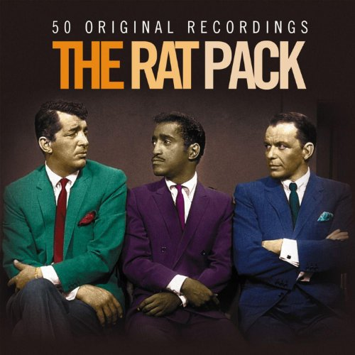 The Rat Pack- 50 Original Reco...