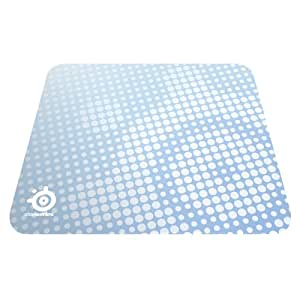 Steelseries qck frost blue edition tapis de souris gaming bleu informatique - Steelseries tapis de souris ...