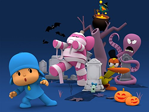 Pocoyo Halloween: Horrorfilme für Kinder (Für Halloween Animationen Kinder)