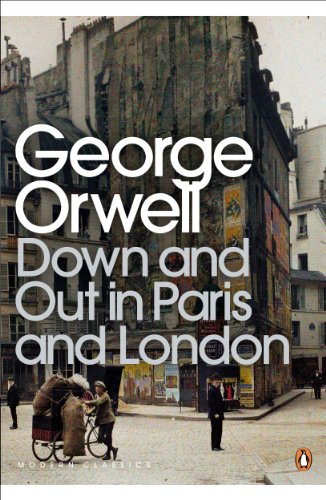 Image result for down and out in paris and london amazon