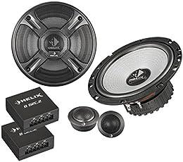 Helix 16,5cm 2-Wege Auto KFZ Lautsprecher / Boxen / Speaker 2-Wege Kompo B-62C.2 - 180 Watt Maximal Leistung