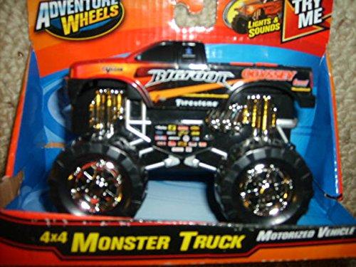 Adventure wheels 0011543910121 4 X 4 Motorized Monster