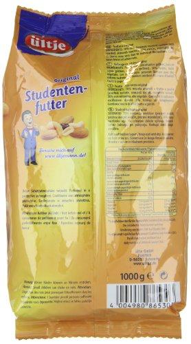ültje Studentenfutter, original Nussmischung mit Rosinen 1kg (1 x 1 kg)