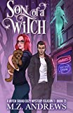 Son of a Witch: A Witch Squad Cozy Mystery #2 (English Edition)